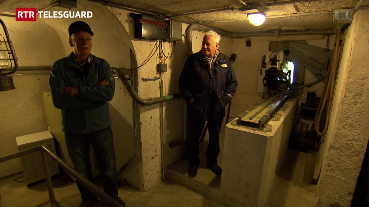 Fortezza Stalusa avra refugi Madernal Davos