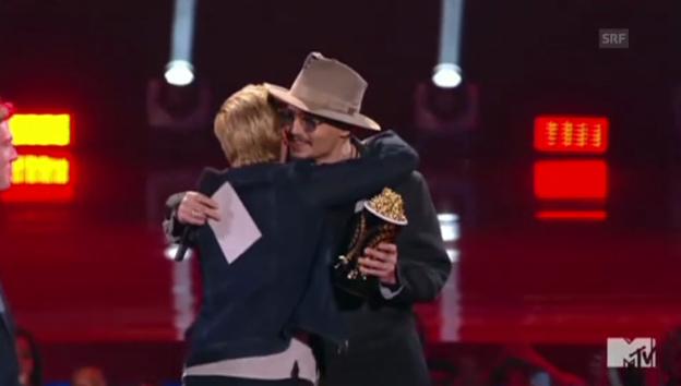 Video «MTV Movie Awards» abspielen