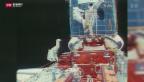 Video «Ein Astronaut an der AIR14» abspielen