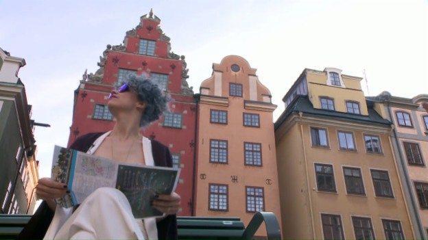 Video «Rykka in Stockholm» abspielen