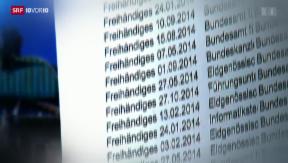 Video ««Insieme-Skandal»: Was das Debakel bewirkte» abspielen