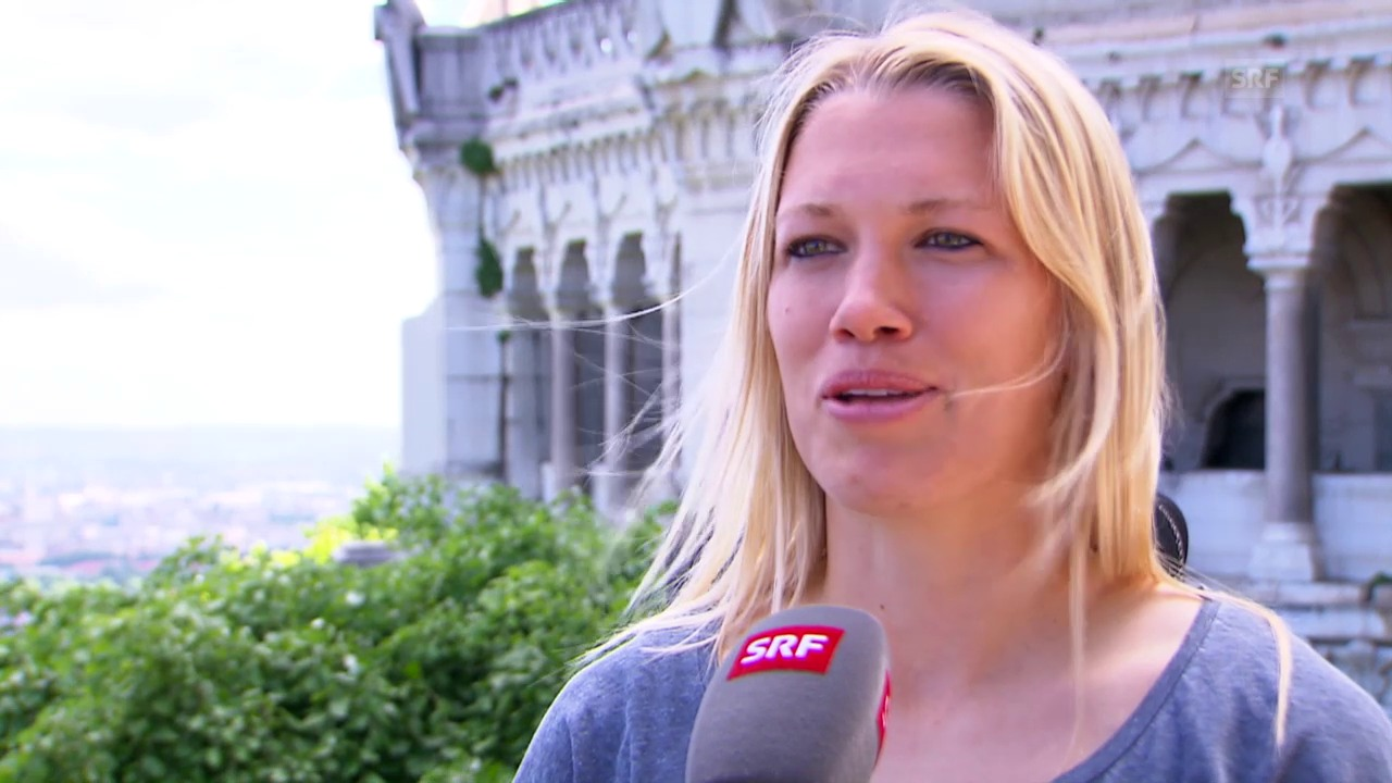 Fussball: Frauen WM 2015, Porträt Lara Dickenmann
