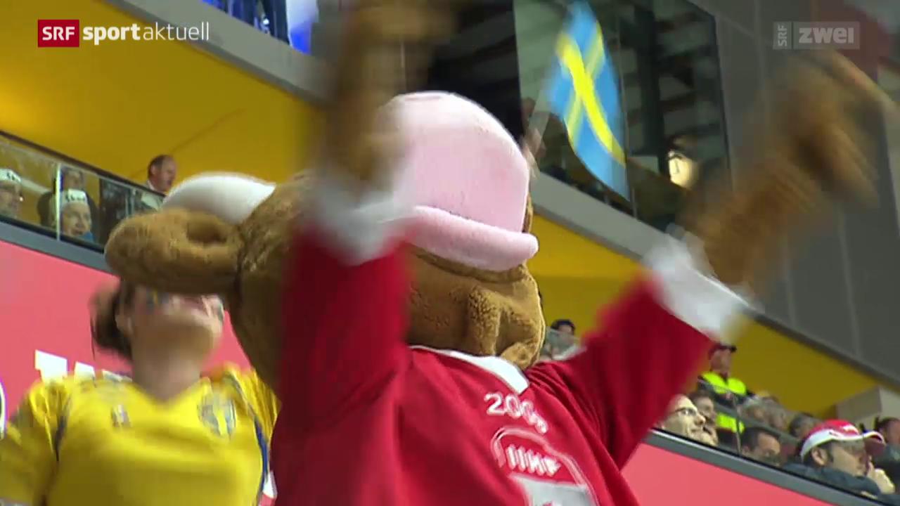 Eishockey: Schweiz ist Gastgeber der WM 2020