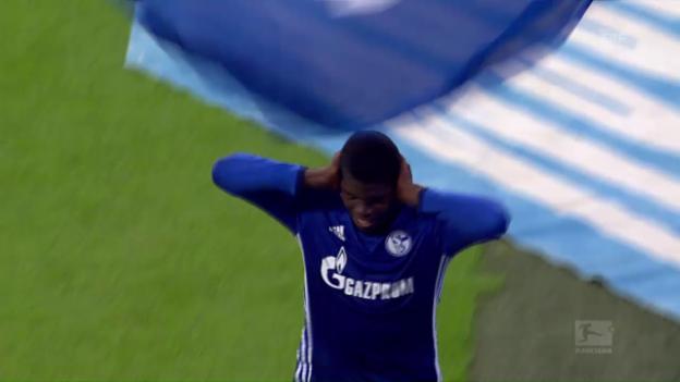 Video «Breel Embolos Tore gegen Gladbach» abspielen