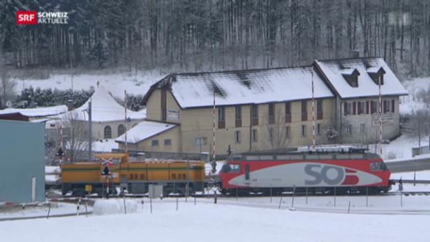 Video «Schweiz aktuell vom 23. Januar 2013» abspielen