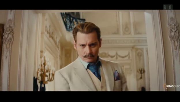 Video «Johnny Depp: Er schwänzt eigene Pressekonferenz» abspielen