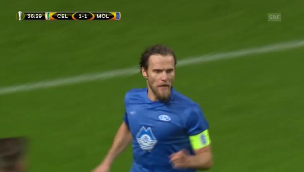 Video «Fussball: Europa League, Celtic - Molde» abspielen