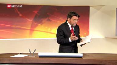 Video «Stephan Klapproth liest aus «Die rote Zora»» abspielen