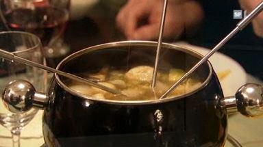 Video «Fondue-Chinoise-Test: Welches Fleisch schmeckt» abspielen