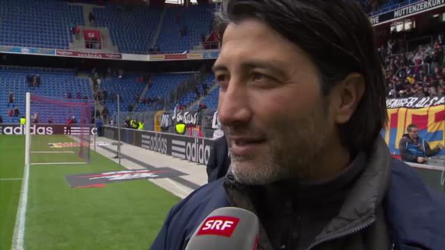 Interview mit Murat Yakin («sportpanorama»)