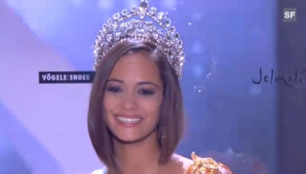 Video «Die neue Miss Schweiz heisst Alina Buchschacher» abspielen