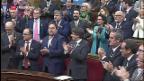 Video «Katalonien unter Zwangsverwaltung» abspielen