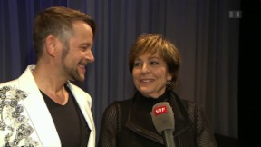 Video «Wiederaufnahme: Michael von der Heide singt Paola Felix» abspielen