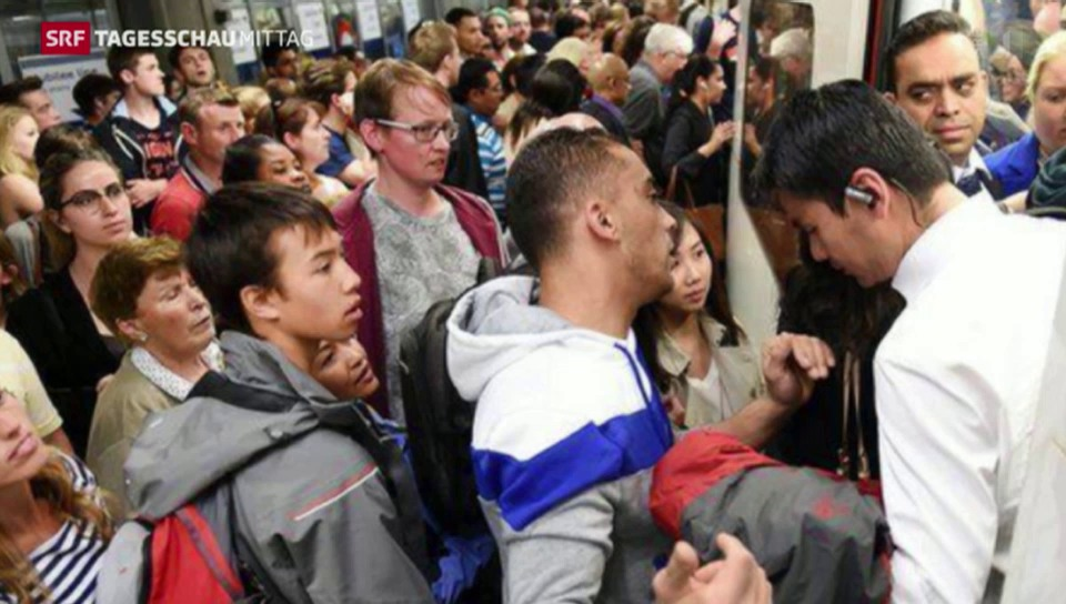 U-Bahn-Streik in London