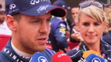 Video «Interview mit Vettel» abspielen