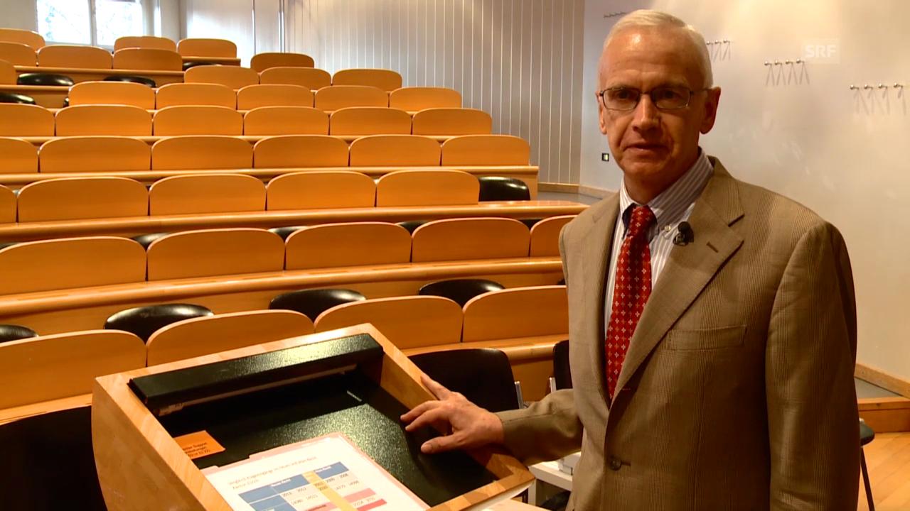 Isaak Meier zur Veränderung in der Gerichtspraxis
