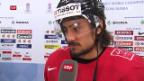 Video «Interview mit Matchwinner Eric Blum» abspielen