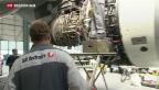 Video «Stellenabbau bei SR Technics» abspielen