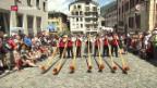 Video «30. Eidgenössisches Jodlerfest» abspielen