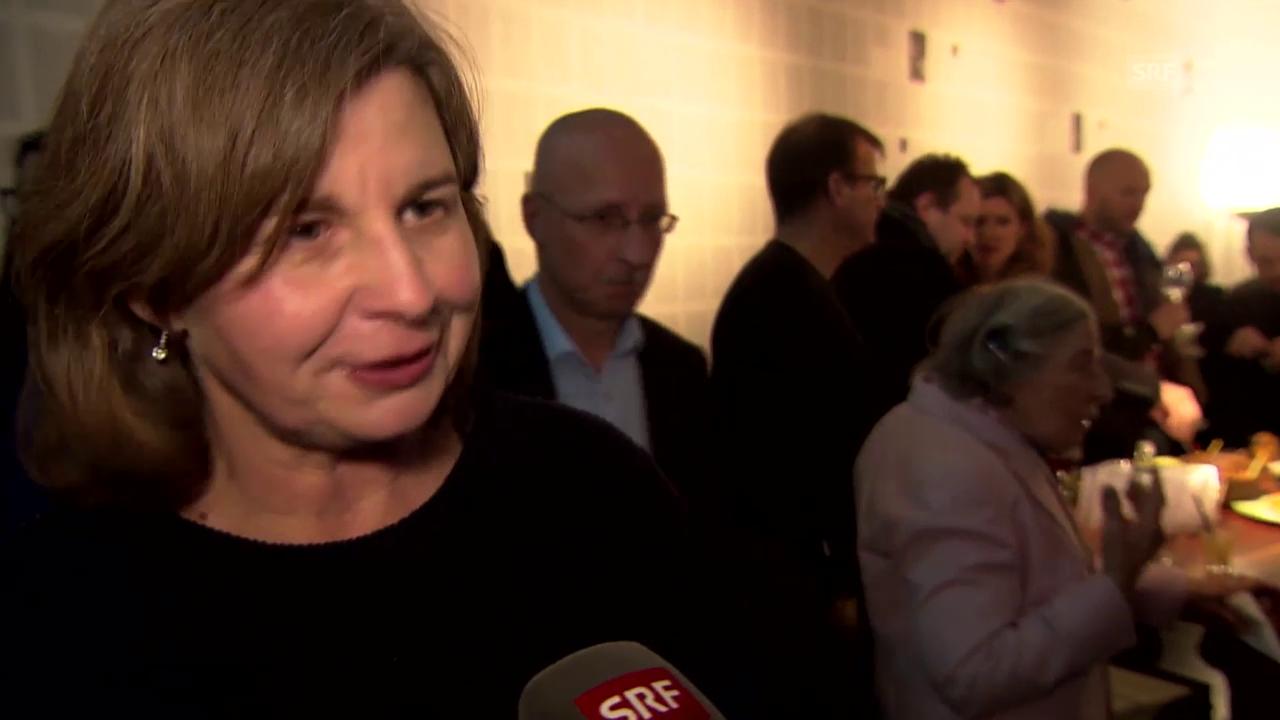 Martina Bernasconi, Grossrätin Kanton BS