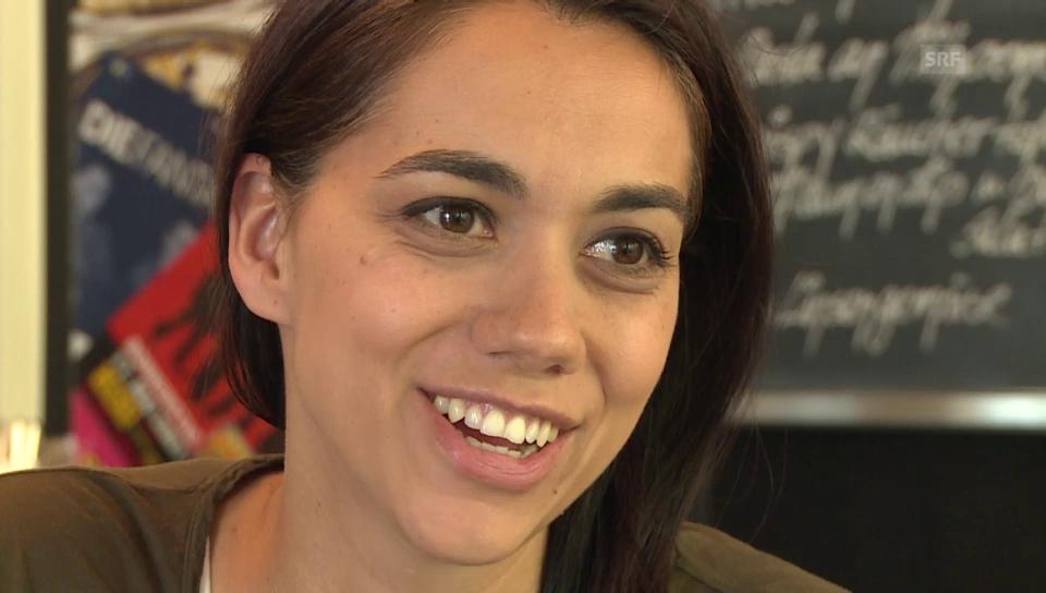 Was macht eigentlich Nadja Zimmermann?