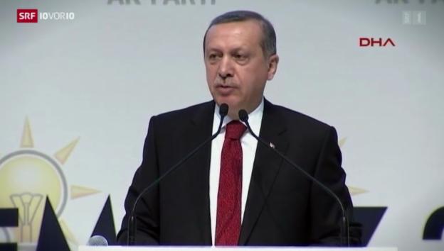 Video «Vom Reformer zum Patriarchen – Erdogan will Präsident werden» abspielen