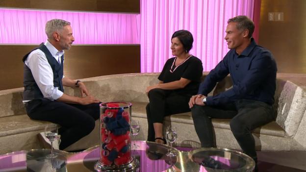 Video ««G&G Weekend» mit Renzo Blumenthal und Anet Corti» abspielen
