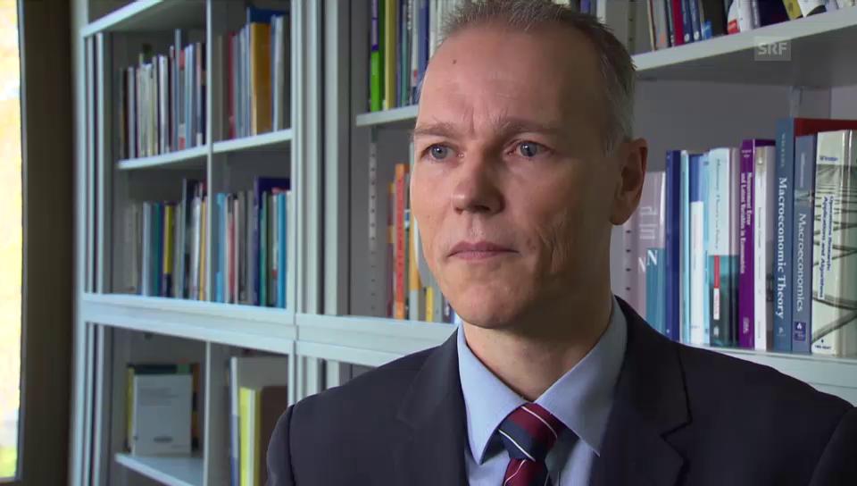 KOF-Direktor Jan-Egbert Sturm über die Arbeitsmarktsituation