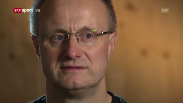 Video «Anders Eldebrink über die Schweden in der NHL» abspielen