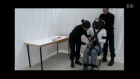Video «Gefesselt und ruhiggespritzt» abspielen