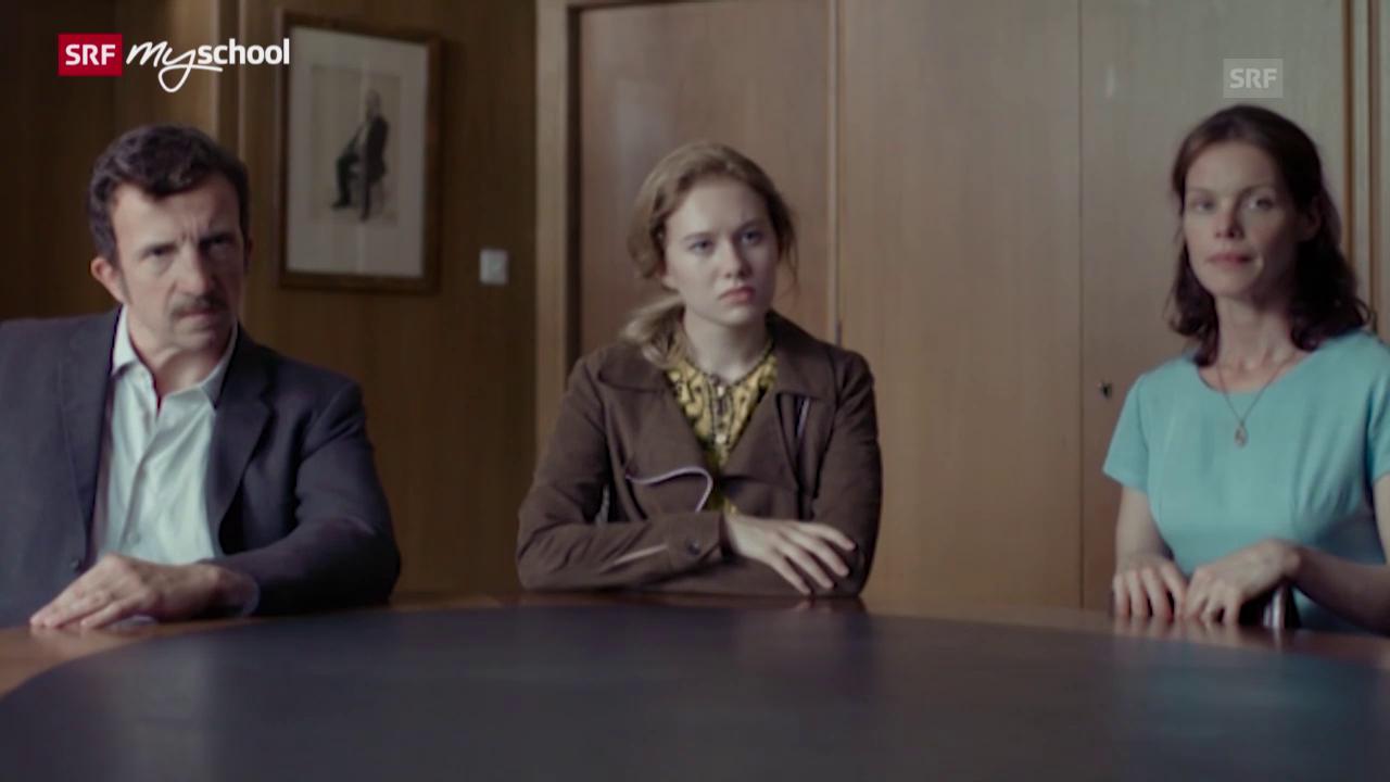 Ausschnitte aus dem Film «Lina» (2015)
