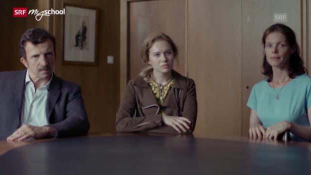 Video «Ausschnitte aus dem Film «Lina» (2015)» abspielen