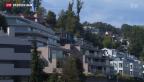 Video «Höhere Steuern für Reiche im Kanton Schwyz» abspielen