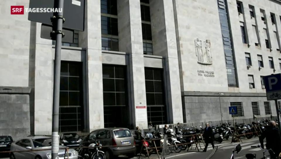 Angeklagter erschiesst in Mailand seinen Richter