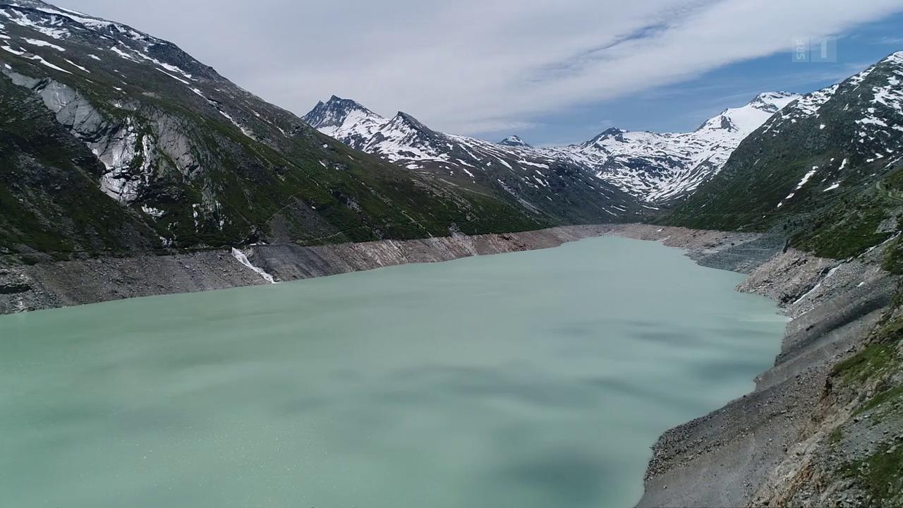 Wasserzinsen: Aufstand der Berggemeinden