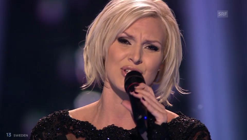 Schweden – Sanna Nielsen mit «Undo»