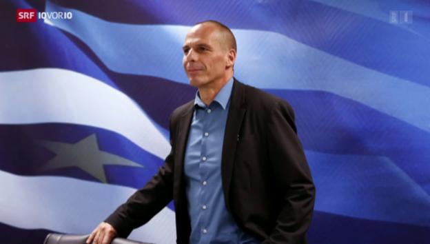 Video «Wer ist Yanis Varoufakis?» abspielen