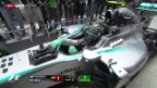 Video «Formel 1: Qualifying in Brasilien» abspielen