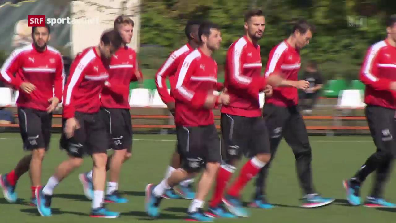 Nati nach dem Ungarn-Spiel