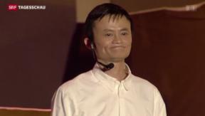 Video «Jack Ma: Der Mann hinter «Alibaba»» abspielen