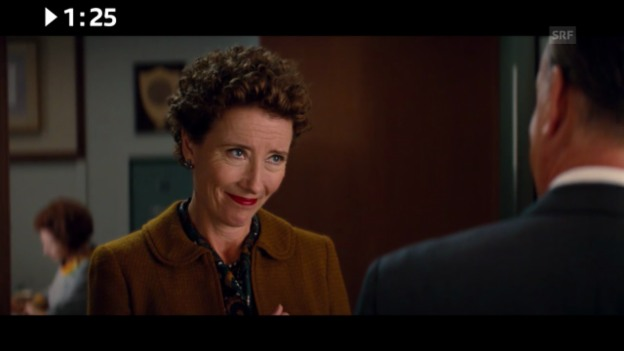 Video «Keine 3 Minuten: «Saving Mr. Banks»» abspielen