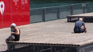 Video «ETH-Studie prophezeit mehr Hitzewellen in Städten» abspielen