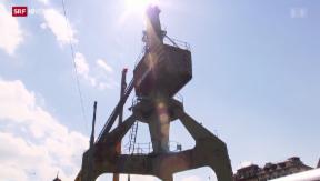 Video «Der Hafenkran steht» abspielen
