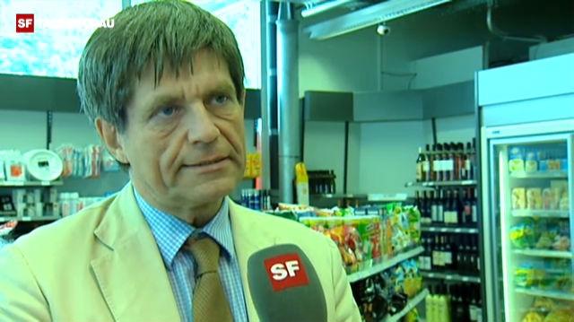 Interview mit Rolf Hartl; Geschäftsführer Erdölvereinigung