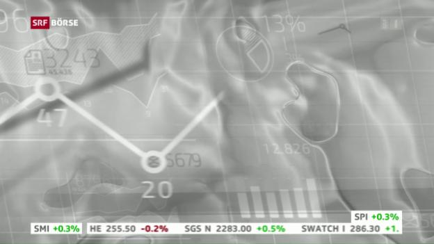 Video «SRF Börse vom 12.07.2016» abspielen