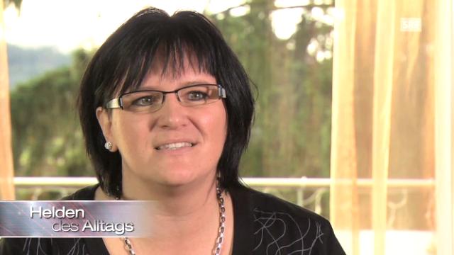 Karin Boss-Röthlisberger (39) aus Bargen BE