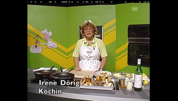 Video «Schwiizer Chuchi mit Irene Dörig: Folge 6» abspielen