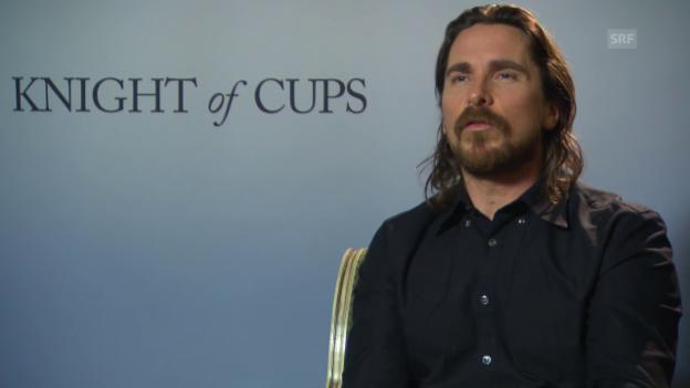 Video «3 Fragen an Christian Bale» abspielen