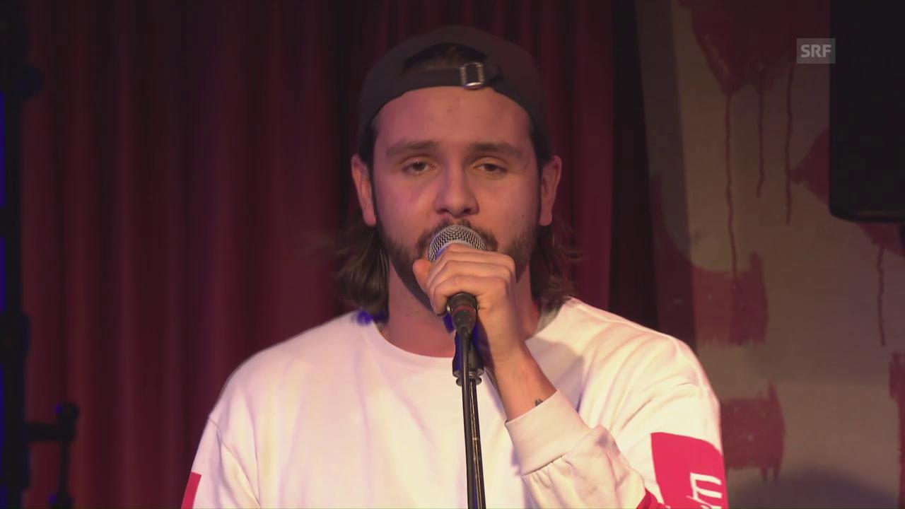 Verflucht: Rapper LCOne in der Jubiläumssendung