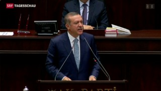 Video «Youtube-Video bringt Erdogan in Bedrängnis» abspielen